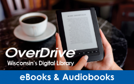 eBooks & Audiobooks from OverDrive