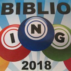 Image of Biblio Bingo Poster